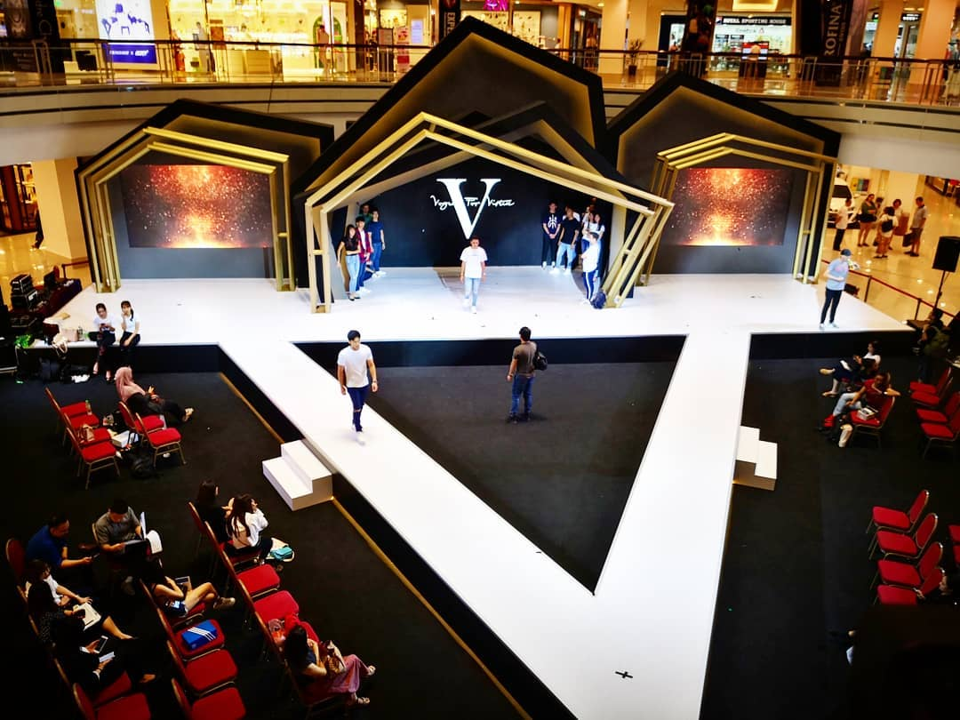 Vogue For Virtue_Queensbay Mall Penang_1