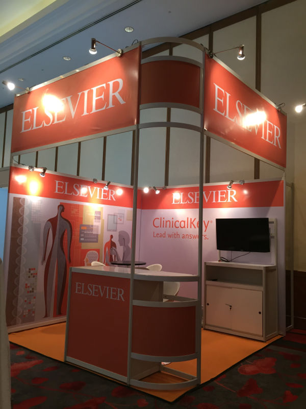 Elsevier Booth