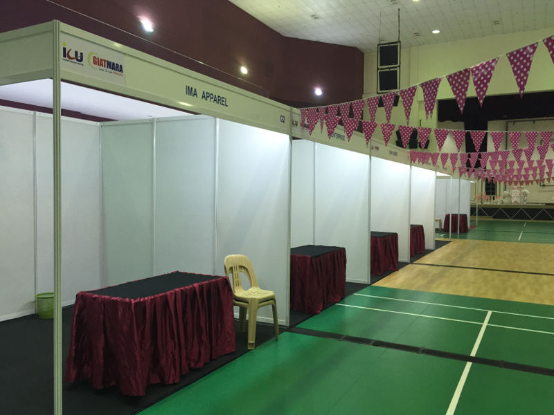 Booth Rental