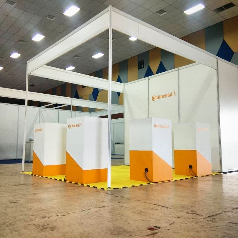 System booth_continental