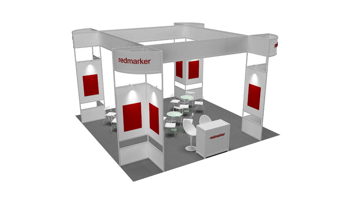 Types Of Exhibition Stand Design : Exhibition structures redmarker penang malaysia